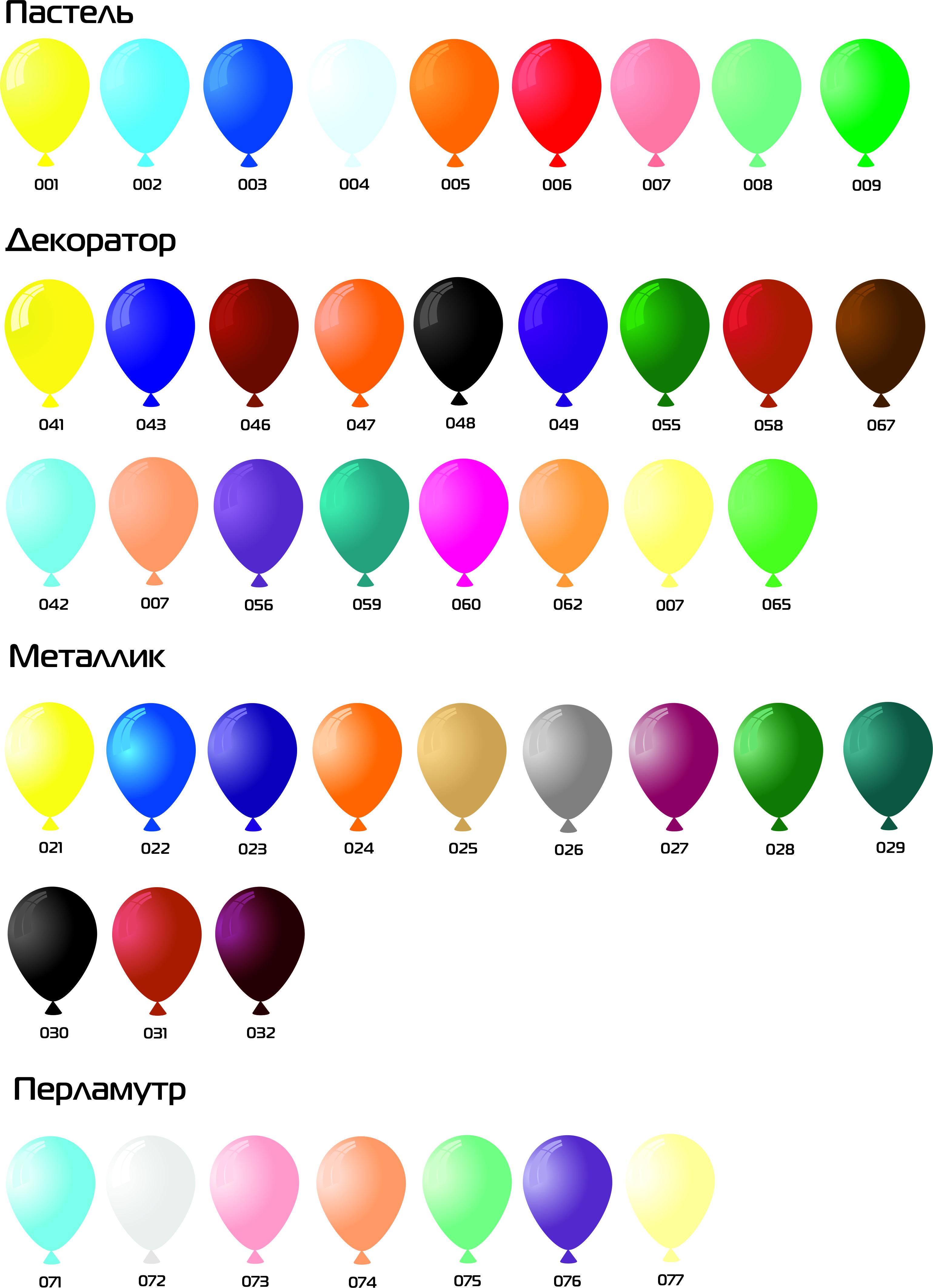 Печать на шарах Ярославль