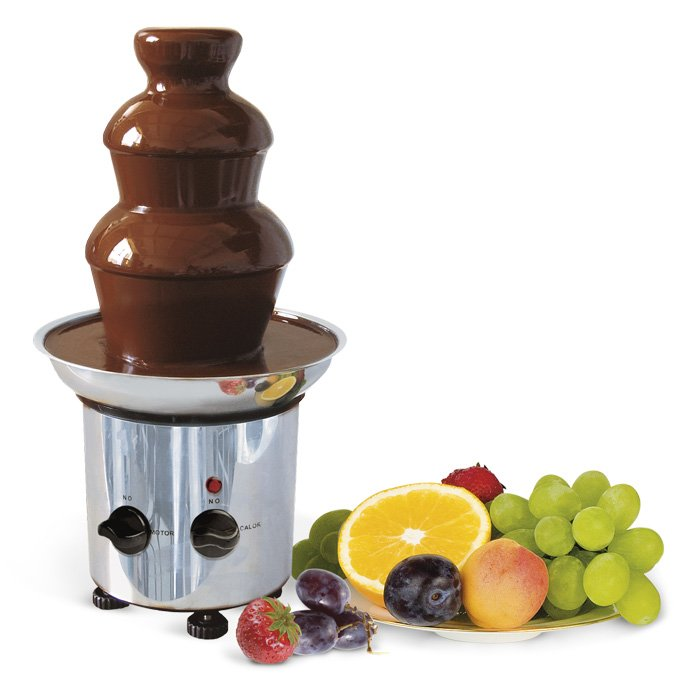 Шоколадный фонтан Ярославль