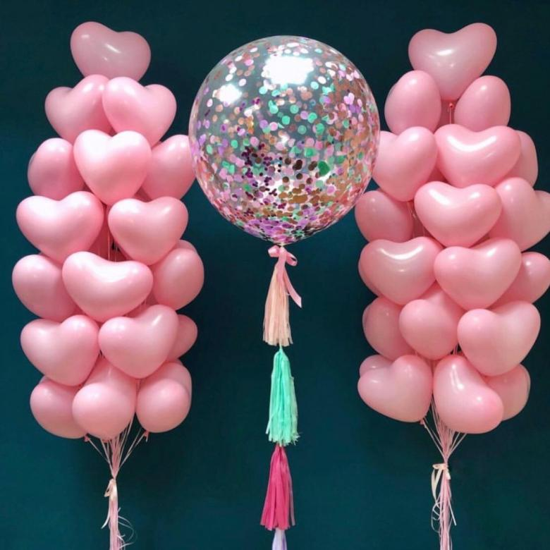 фольгированные шары в ярославле